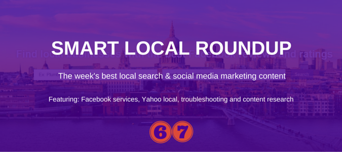 Roundup of local marketing news for 29th January 2016