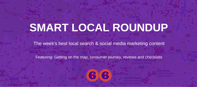 Local search marketing news 22nd January 2016